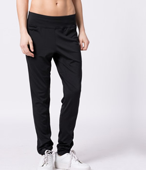 Pantaloni trening dama Adidas ClimaLite