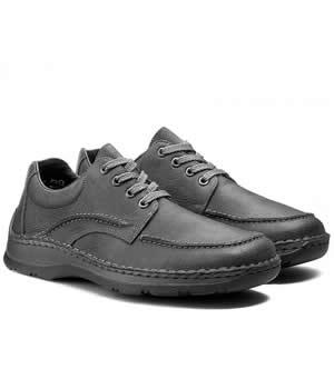 Pantofi Barbati Casual Rieker Gri
