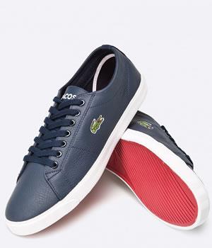 Pantofi Casual Lacoste Barbati Piele Blue