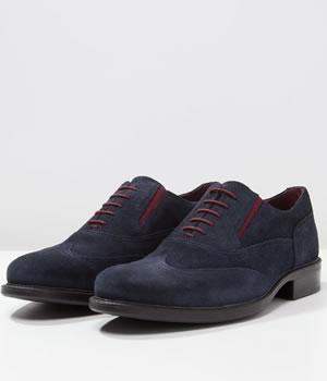 Pantofi Eleganti Geox Barbati Piele Intoarsa