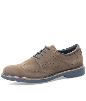 Pantofi Geox Casual Barbati Maro