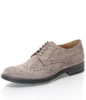 Pantofi Geox Respira Barbati Piele Intoarsa