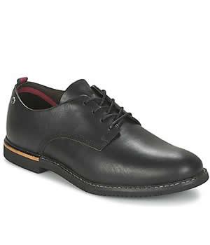 Pantofi Timberland Barbati Tip Oxford Negri