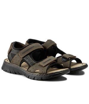 Sandale Rieker Barbati Piele